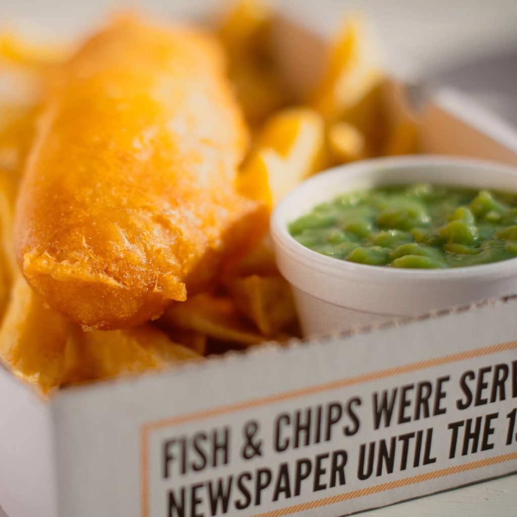 St Johns Fish and Chips